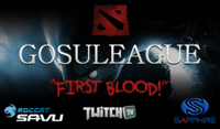 GosuLeague First Blood.png