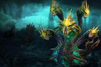 Загрузочный экран: Corruption of the Virulent Krait