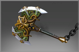 Cosmetic icon Hatchet of the Ghastly Gourmand.png