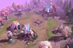 Cosmetic icon Seasonal Terrain - Spring.png