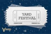 Ingresso: Yard White Festival