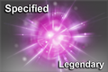 Cosmetic icon Specified Legendary Item.png