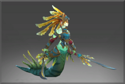 Cosmetic icon The Slithereen Knight Set.png
