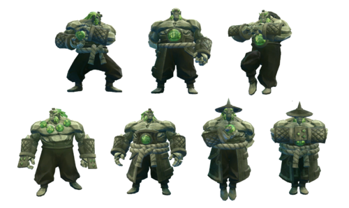 Strength of the Demon Stone Set Preview 5.png