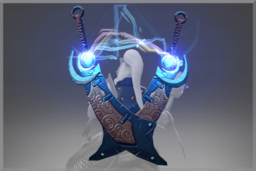 Cosmetic icon Scabbards of the Stormcharge Dragoon.png