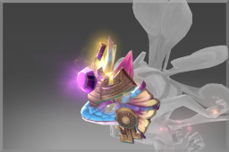 Cosmetic icon Crown of the Ageless Fae.png