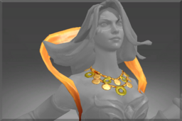 Cosmetic icon Arc of the Solar Divine.png