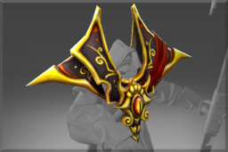 Cosmetic icon Grand Mantle of the Archivist.png
