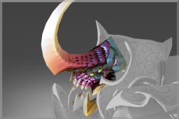 Cosmetic icon Horn of the Rancorous Nemesis.png