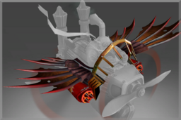 Cosmetic icon Subfin Cannons of the Mechalodon Interdictor.png