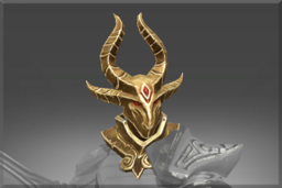 Cosmetic icon Armature of the Belligerent Ram Helm.png