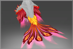 Cosmetic icon Feathers of the Vermillion Crucible.png
