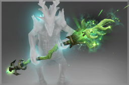 Cosmetic icon Tormented Staff of Eminent Revival.png