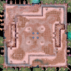 Minimap Aghanim's Labyrinth Rolling in Riches.png