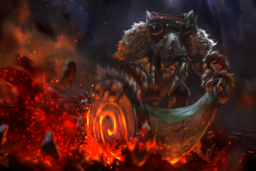 Cosmetic icon Tine of the Behemoth Loading Screen.png