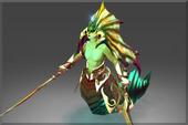 Naga Siren's Diretide Shimmer Bundle