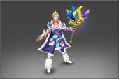 Набор «Regalia of the Crystalline Queen»
