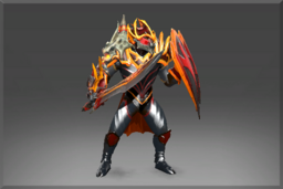 Cosmetic icon Bones of the Slain Dragon Set.png