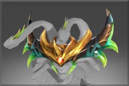Cosmetic icon Crown of the Emerald Sea.png