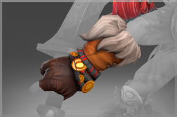 Cosmetic icon Hunter's Dawn Bracer.png