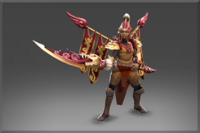 Commander of the Dragon Guard Set