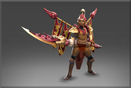Cosmetic icon Commander of the Dragon Guard Set.png