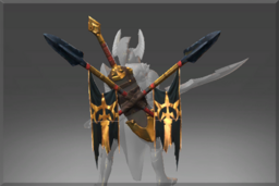 Cosmetic icon Arms of the Onyx Crucible War Banners.png