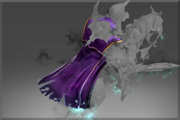 Cosmetic icon Cape of the Mistral Fiend.png