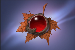 Cosmetic icon Charm of the Autumn Flurry.png