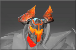 Cosmetic icon Horns of Burning Turmoil.png