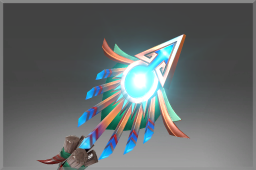 Cosmetic icon Staff of the Proudsilver Clan.png