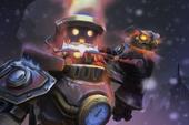 Загрузочный экран: The Iron Pioneer