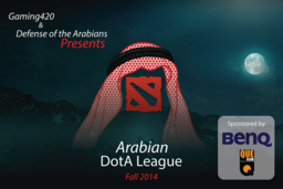 Cosmetic icon Arabian Dota League.png