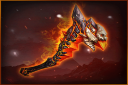 Cosmetic icon Burning Fiend.png