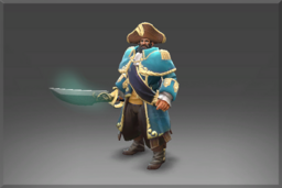 Cosmetic icon The Commendable Commodore Set.png
