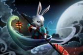 Mei Nei Jade Rabbit Loading Screen