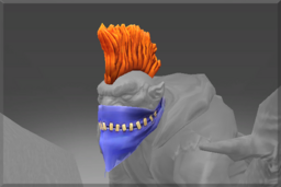 Cosmetic icon Rough Rider's Muggin' Mask.png