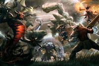 Загрузочный экран: Clash of Heroes