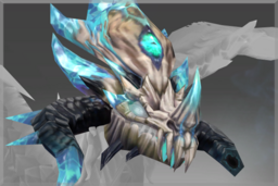 Cosmetic icon Crown of the Arctic Recluse.png