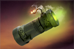 Cosmetic icon Treasure of the Cannon's Fuse.png