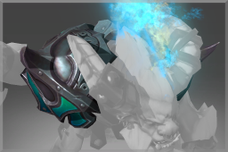 Cosmetic icon Shoulder of the Fractured Citadel.png