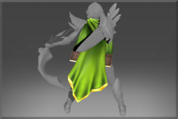 Cosmetic icon Cloak of the Northern Wind.png