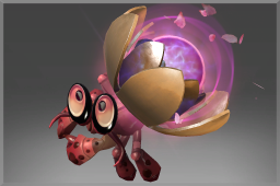 Cosmetic icon Lotus Orb Shell Style Upgrade.png