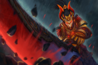 Armor of the Unyielding Mask Loading Screen