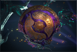 Cosmetic icon The International 2019 - Battle Level 1000.png