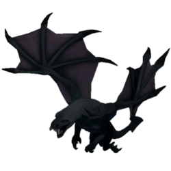 Ancient Black Drake model.png