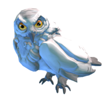 Autumn Terrain Snowy Owl Preview.png