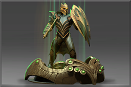 Cosmetic icon Heroic Effigy of The Fall 2016 Battle Pass Level I.png