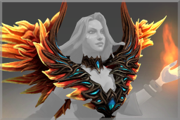 Cosmetic icon Wings of the Fireflight Scion.png