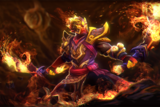 Blaze Armor Loading Screen